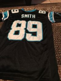 Medium smith Carolina panthers jersey Burlington, L7M
