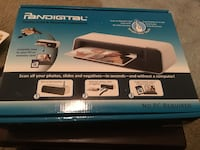 Pandigital Photo, Slide & Negative Converter, open but not used, No PC Required Chesapeake, 23320