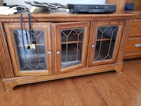 Nice tv stand cabinet  Acton, 93510