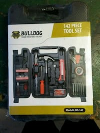 Bulldog 142 piece tool kit Brand New Roseville, 95661