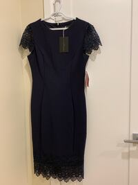 Navy/ Lace Dress Montréal, H1R 2P5