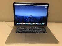 """MacBook Pro 15"""" Retina 2.8GHz 16GB , LOADED 1.5GB Graphics Kings County"""
