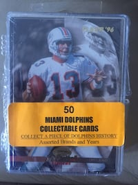 Miami Dolphins collectable cards Calgary, T2Y 4E6