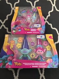 Toys r us exclusive trolls 2 sets Madison Heights, 48071