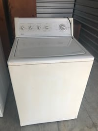 white top-load clothes washer Fayetteville, 28314
