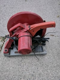 Chop saw in very good condition  Markham, L3P 1S4