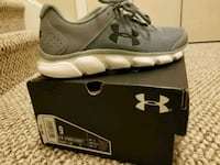 Grey Under Armour (size 9) Sandy Springs, 30328