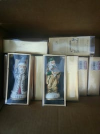 assorted wizard ceramic figure packages Chesapeake, 23325