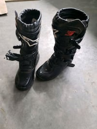 KIDS Alpinestar tech3 mx boots