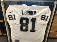 Raiders Tim Brown Jersey  Pomona, 91767