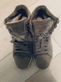 Rag and bone suede high tops