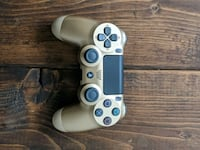 Gold Sony PS4 DualShock 4 Vancouver