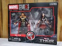 Marvel legends studios Thor and Siff Brooklyn, 11218