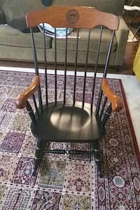 black and brown wooden chair Bladensburg, 20710