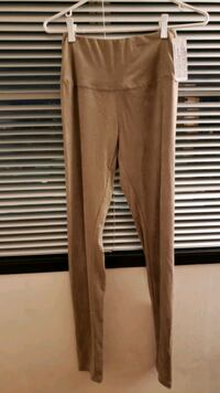 Brand New! Never Worn Faux Suede Leggings! Mississauga, L5A 3M2