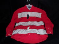 Vintage TOMMY HILFIGER long sleeve Shirt New with tags