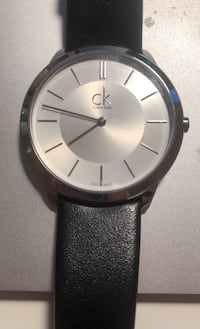 Used CK watch