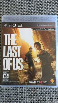 The last of us ps3 Laval, H7M 3P5