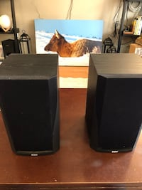 Bower and Wilkins Speakers in Excellent Condition Washington, 20007