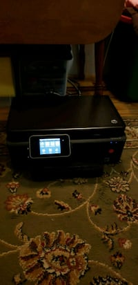 HP Printer Photosmart 6525 Silver Spring