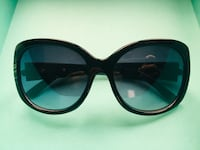 Women's Sunglasses - Black with Teal/Silver Accents Toronto, M1E 0B8