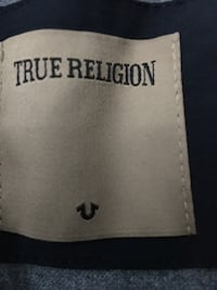 NEW with TAGS. TRUE RELIGION Womens jacket Toronto, M9R 0A9