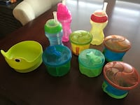 Snack catcher and sippy cup Long Beach, 90815