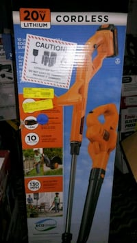 Black and Decker Weed eater and blower Concord, 28027