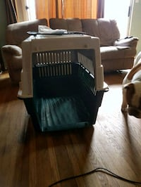 black and gray pet carrier Toronto, M1P 3G7