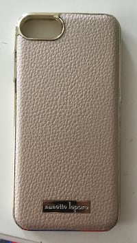 white Nanette Lepore leather iPhone case Calgary, T2Z 4R6