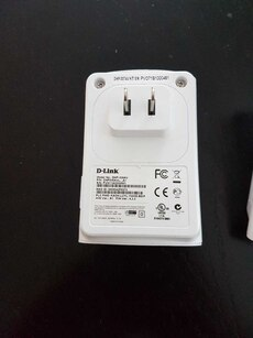 Pair of D-Link Powerline Network modules