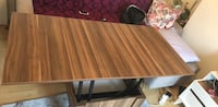 Rectangular brown wooden coffee table Londra, E8 2NX