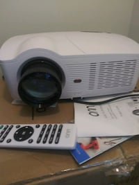 Very cool projector!