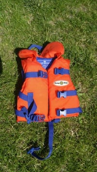 Life Jacket for toddlers Burnaby, V5J
