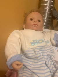 "A.D.G reborn baby doll 20 "" tall  Jessup, 20794"
