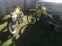 LOOKING FOR DIRT BIKES/PIT BIKES THAT NEED WORK