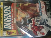 Daredevil comic books Calgary, T2A 7N4
