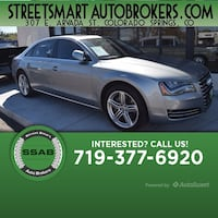 2013 Audi A8 L 3.0L Colorado Springs, 80905