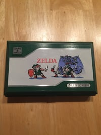Zelda Game & Watch Edmonton, T5Y 1M7