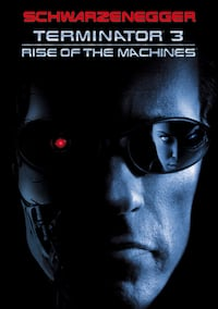 Terminator 3 Rise of the Machines Suffolk