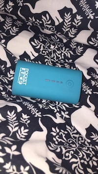 Blue portable charger Calgary, T2X 1X3