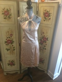 Beautiful classy dress beige Italy  Montréal, H1Z 3T8