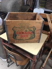 Canada Dry Crate Hedgesville, 25427