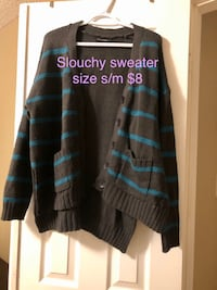 Slouchy sweater Mississauga, L5N 8A8
