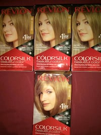 4 new boxes of Revlon Hair Color Orlando, 32822