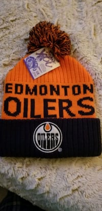 Limited Edition Edmonton Oilers Hockey Fights Cancer Toque Edmonton, T6L 7A6