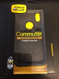 OtterBox Commuter iPhone 10 case Guelph, N1E 6J7