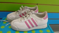 (311A) Girl's Sneakers ADIDAS Size 1 YOUTH