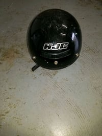 Motorcycle helmet set of 3