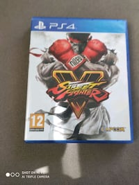 Street Fighter V 5 Arcade Edition ps4: konsol oyunu